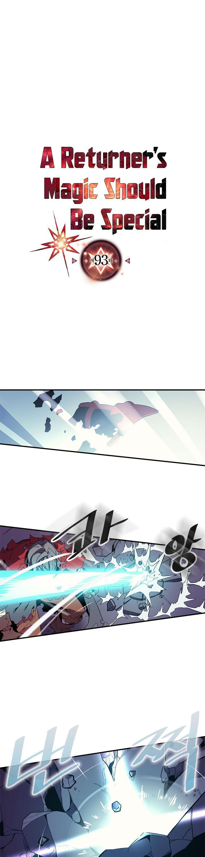 A Returner's Magic Should Be Special Chapter 93 page 2 - Mangakakalots.com