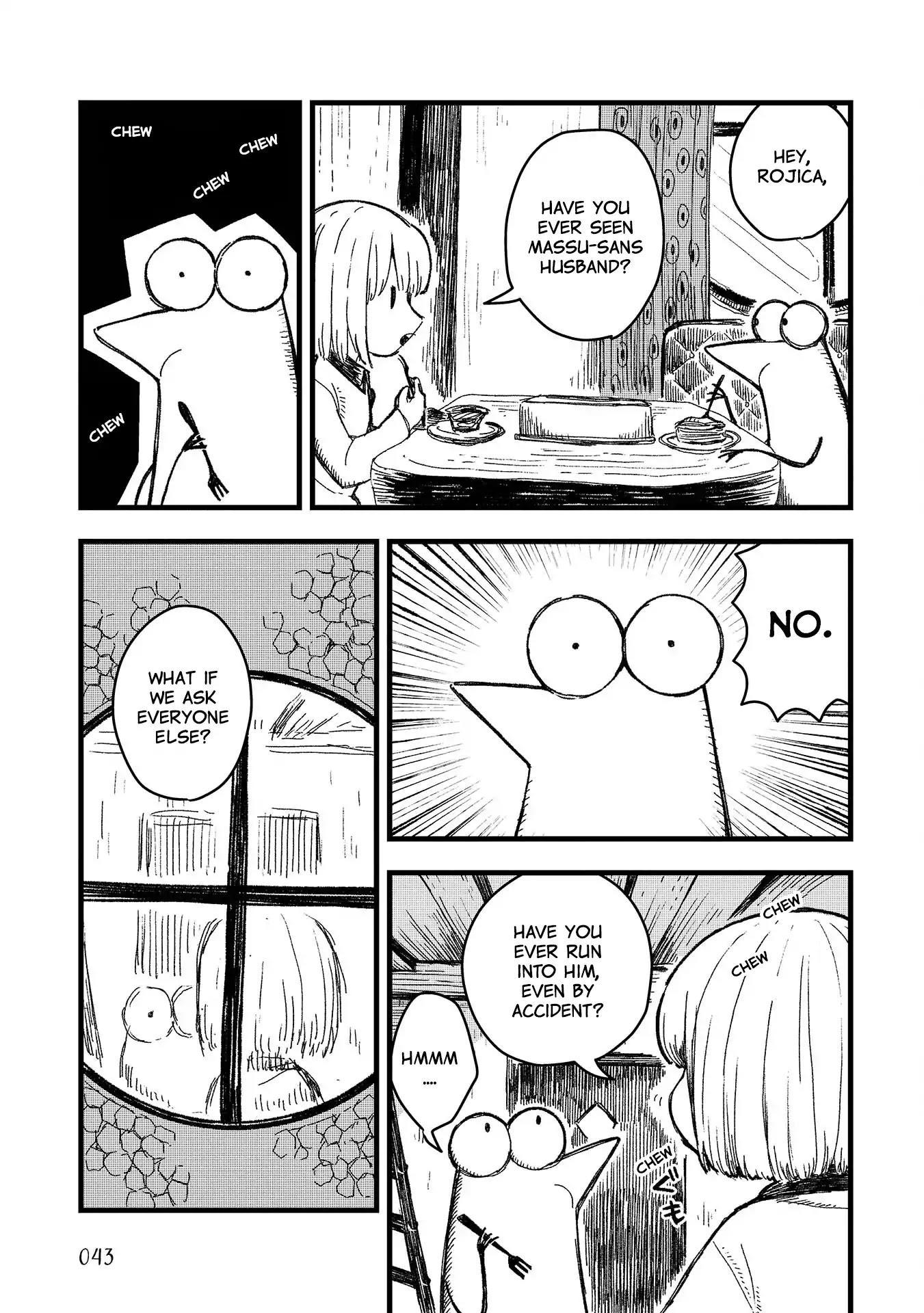 Rojica To Rakkasei Chapter 3: Massu-San's Apple Pie page 3 - Mangakakalots.com