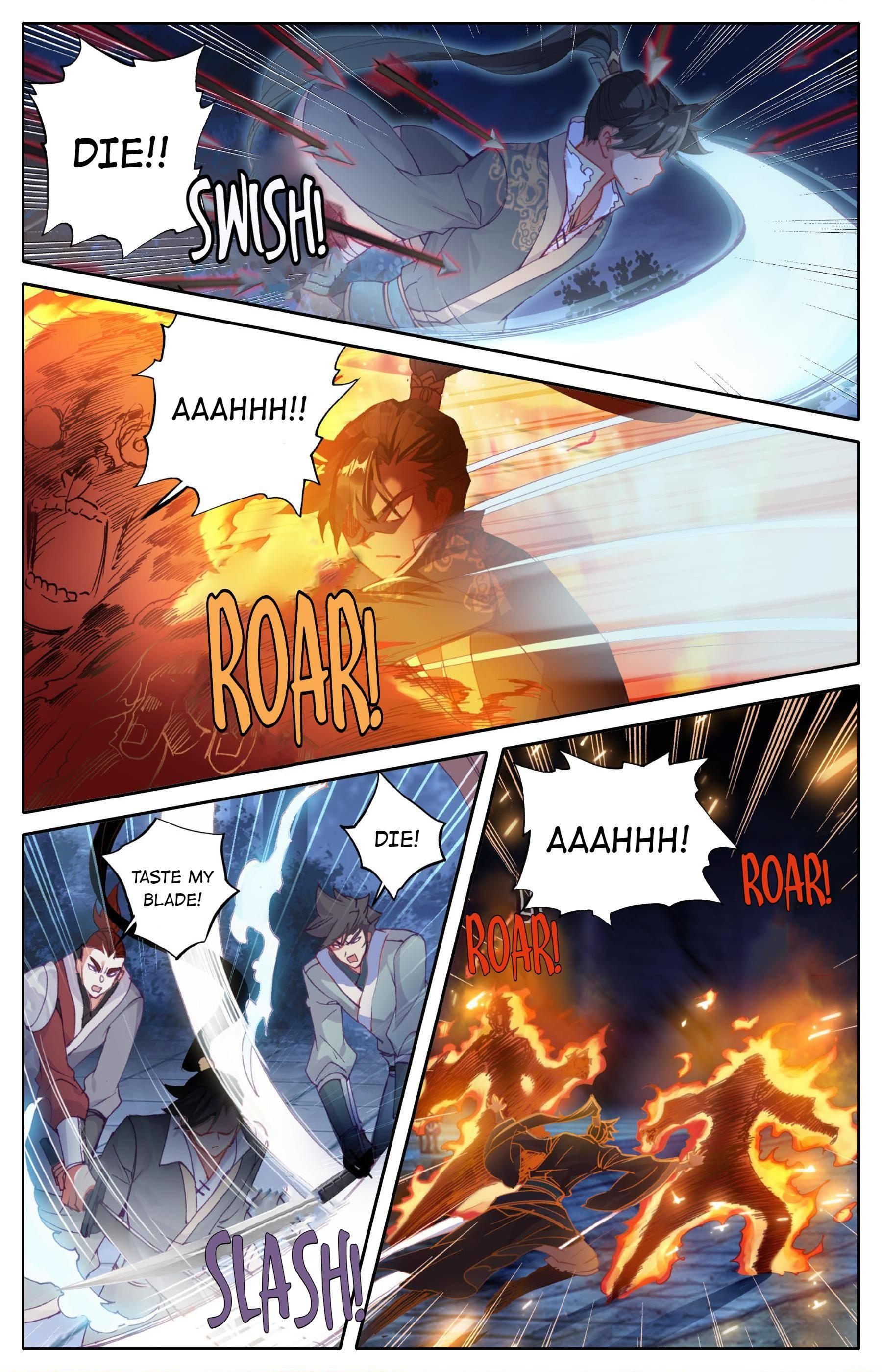 I Will Become An Immortal Chapter 40 page 9 - Mangakakalots.com