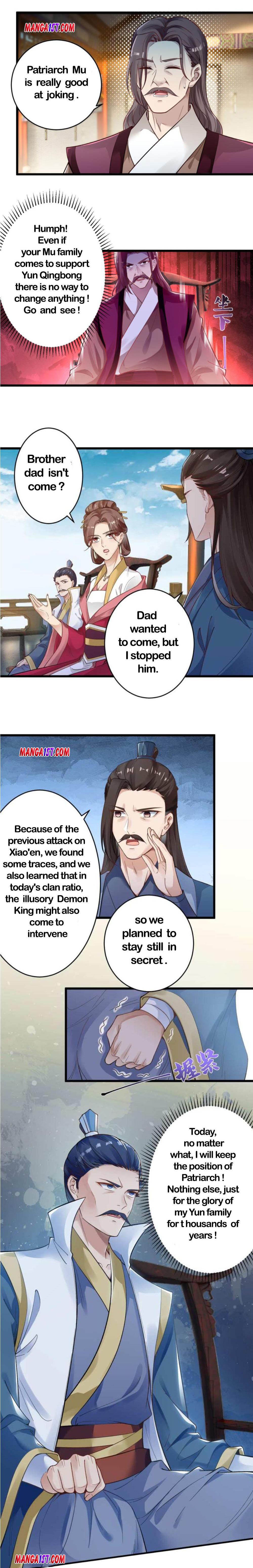 Against The Gods Chapter 338 page 7 - Mangakakalots.com