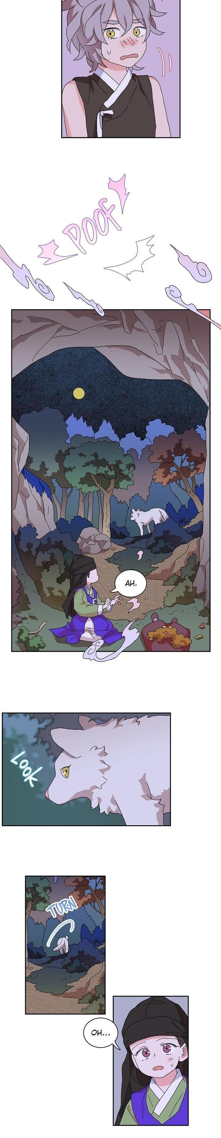 The Crescent Scholar Chapter 5 page 21 - Mangakakalots.com