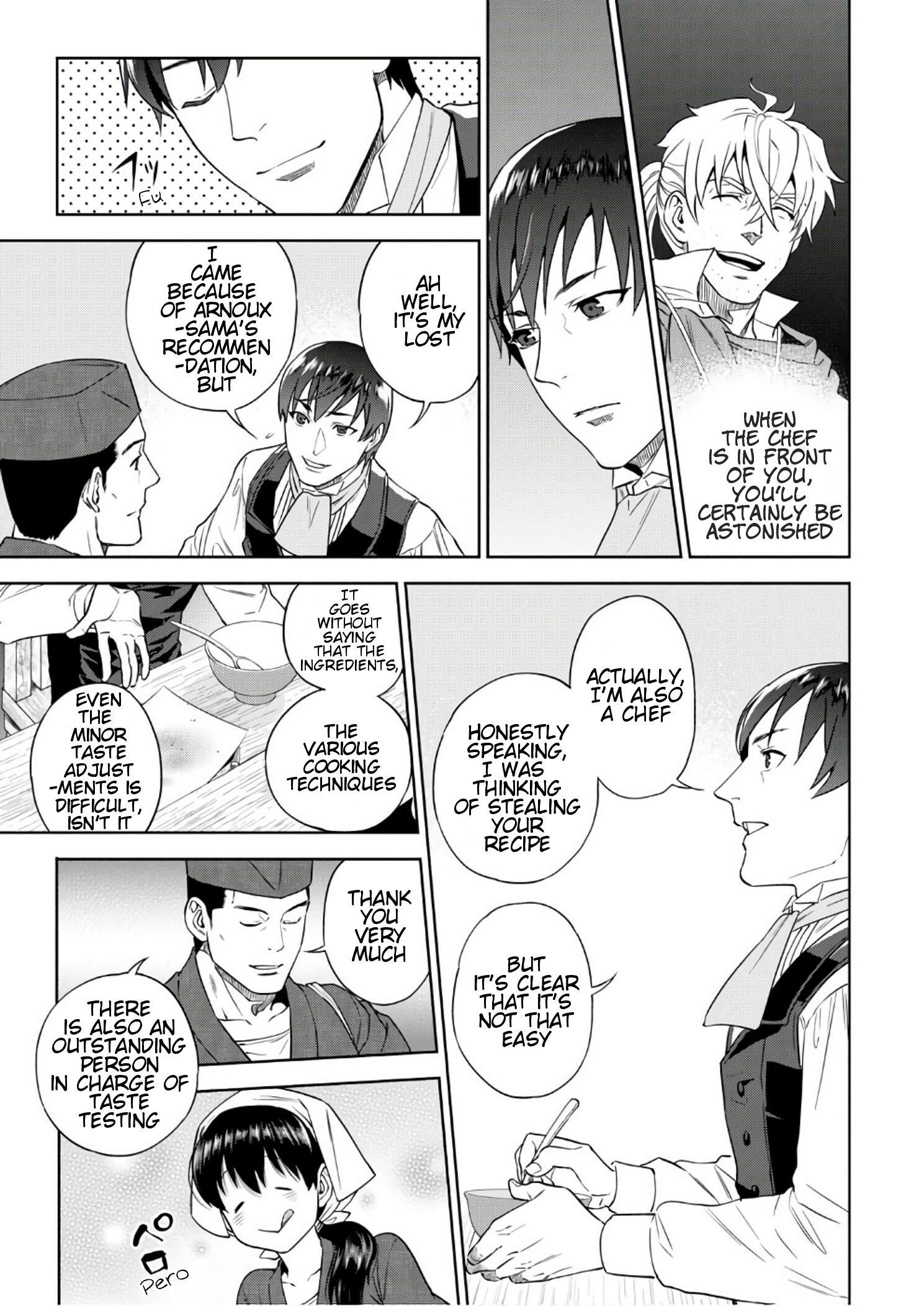 Isekai Izakaya Vol.6 Chapter 36: Beef Tendon Doteyaki page 24 - Mangakakalots.com