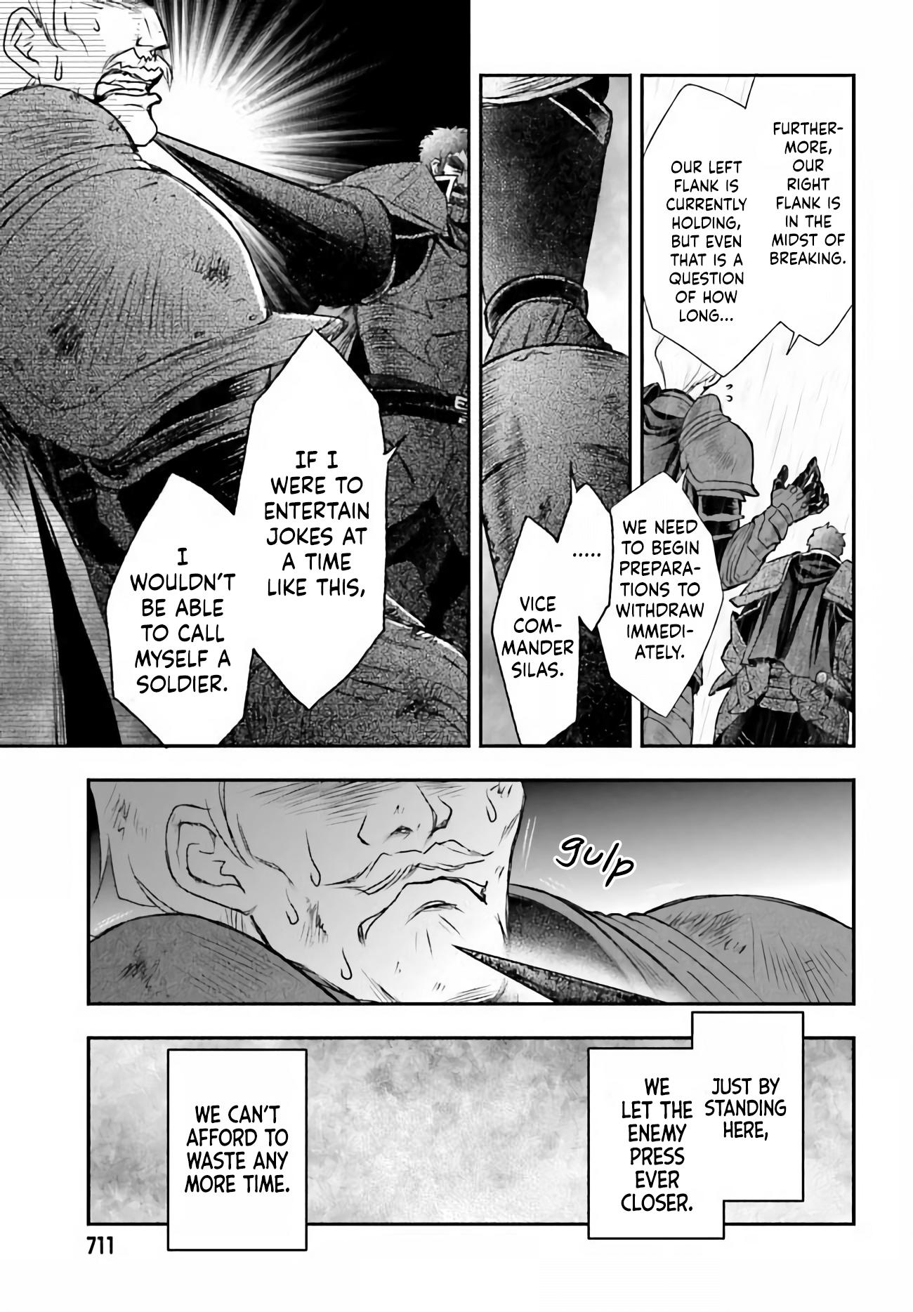 The Little Girl Raised By Death Hold The Sword Of Death Tight Chapter 11 page 4 - Mangakakalots.com