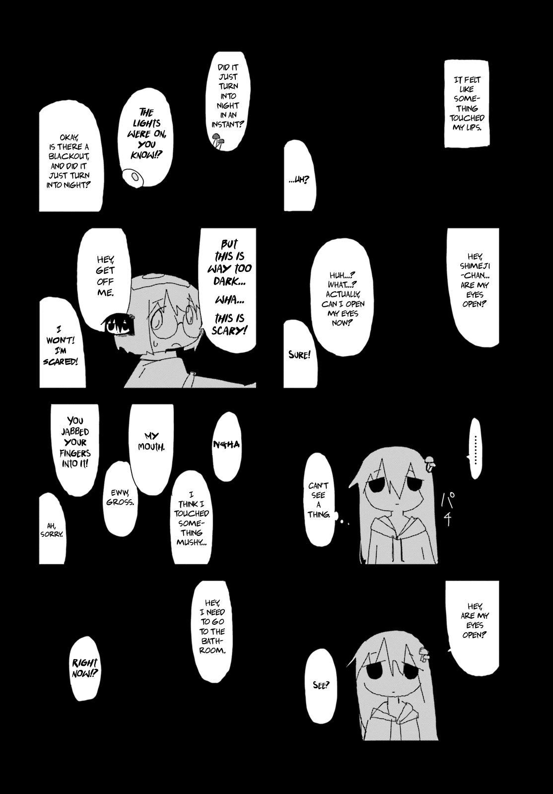 Shimeji Simulation Chapter 26 page 6 - Mangakakalots.com