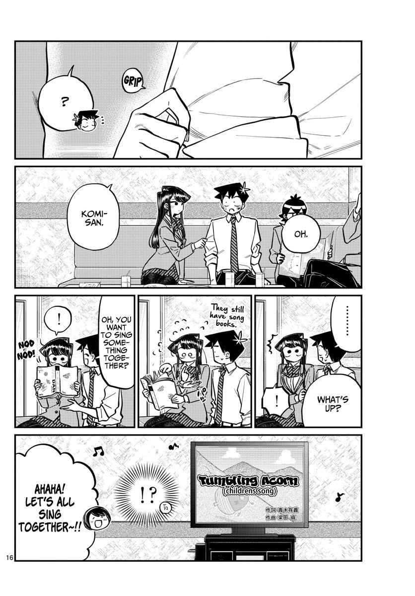 Komi-San Wa Komyushou Desu Chapter 237: The After Afterparty page 5 - Mangakakalot
