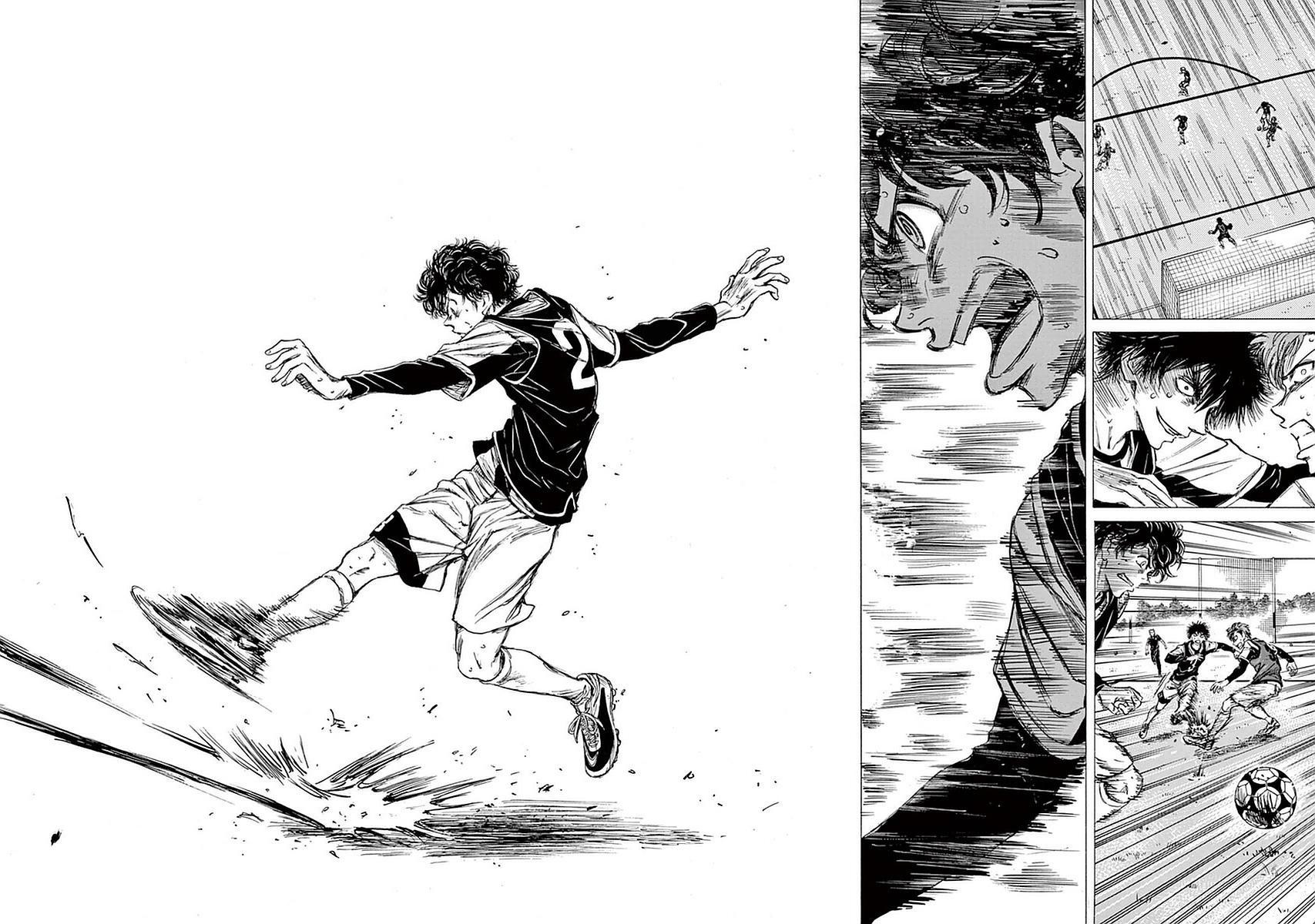 Ao Ashi Vol.4 Chapter 30: Walk page 10 - Mangakakalots.com