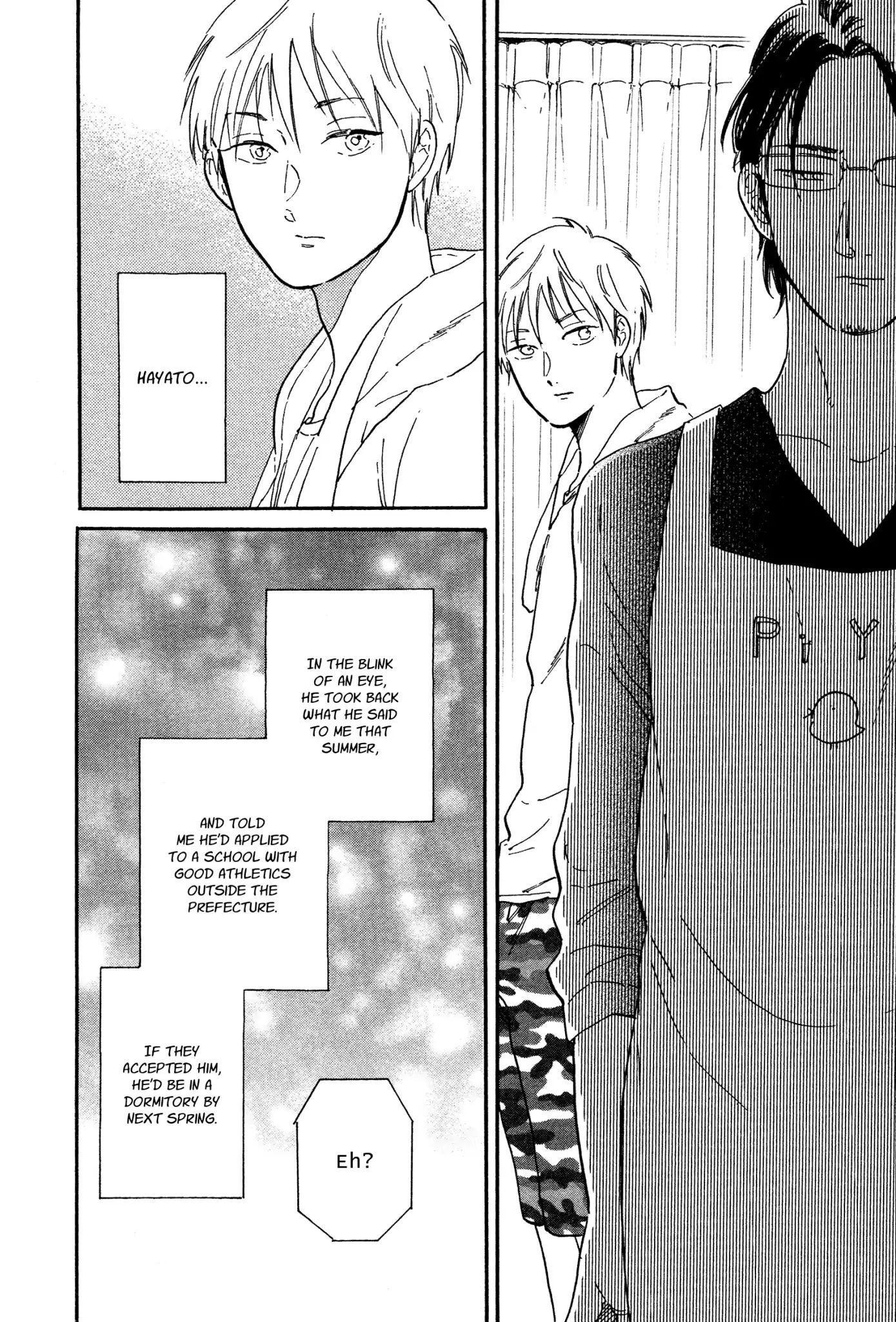 Stay Gold (Hideyoshico) Vol.2 Chapter 17 page 21 - Mangakakalots.com