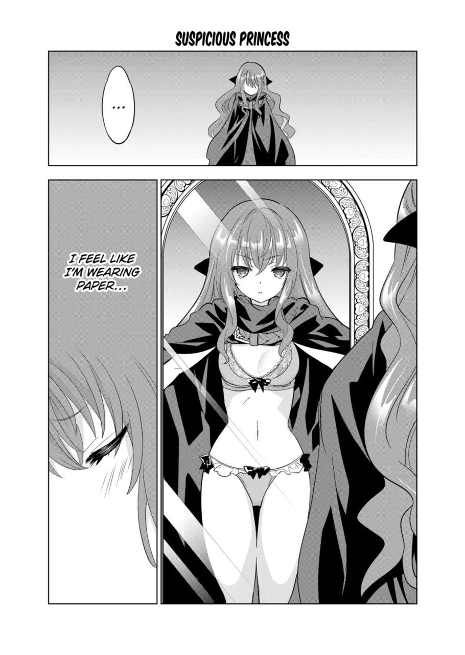Shijou Saikyou Orc-San No Tanoshii Tanetsuke Harem Zukuri Chapter 49: If You Are A Guy Who Doesn't Touch Your Little Sister When She Sneaks Into Your Bed For Sex, You Probably Have Erectile Dysfunction page 21 - Mangakakalots.com