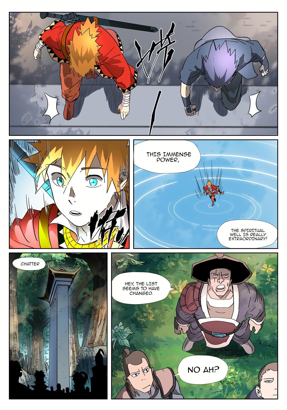 Tales Of Demons And Gods Chapter 311 page 3 - Mangakakalots.com