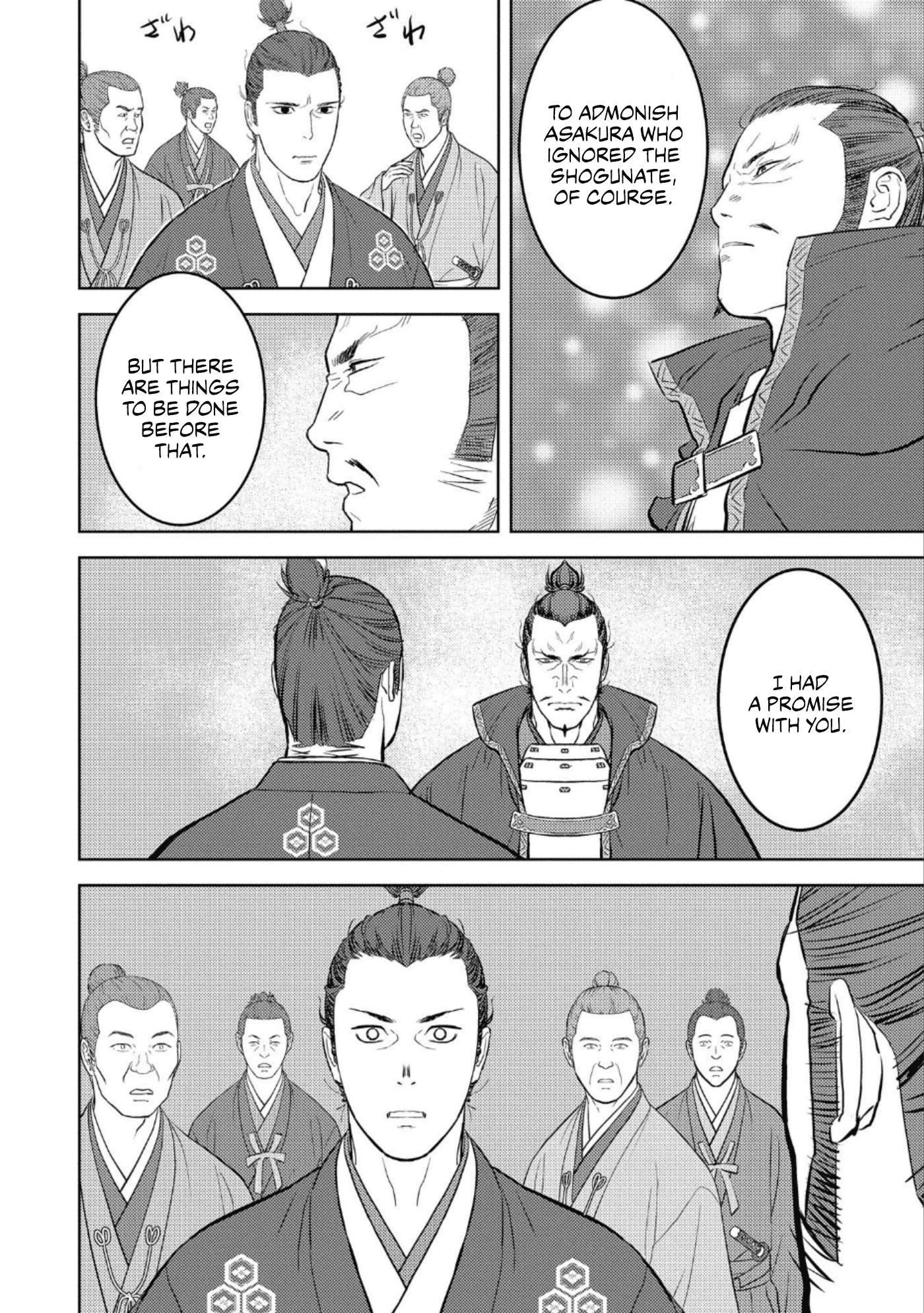 Sengoku Komachi Kurou Tan! Chapter 42 page 25 - Mangakakalots.com