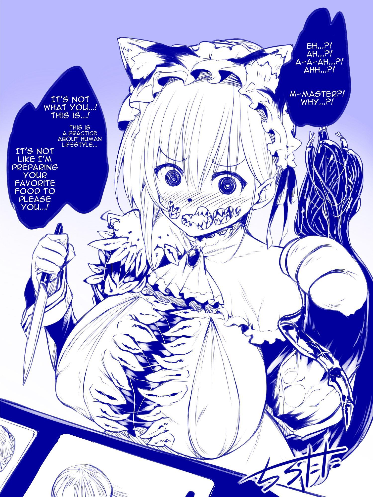 Mimic Girl Chapter 4 page 4 - Mangakakalots.com