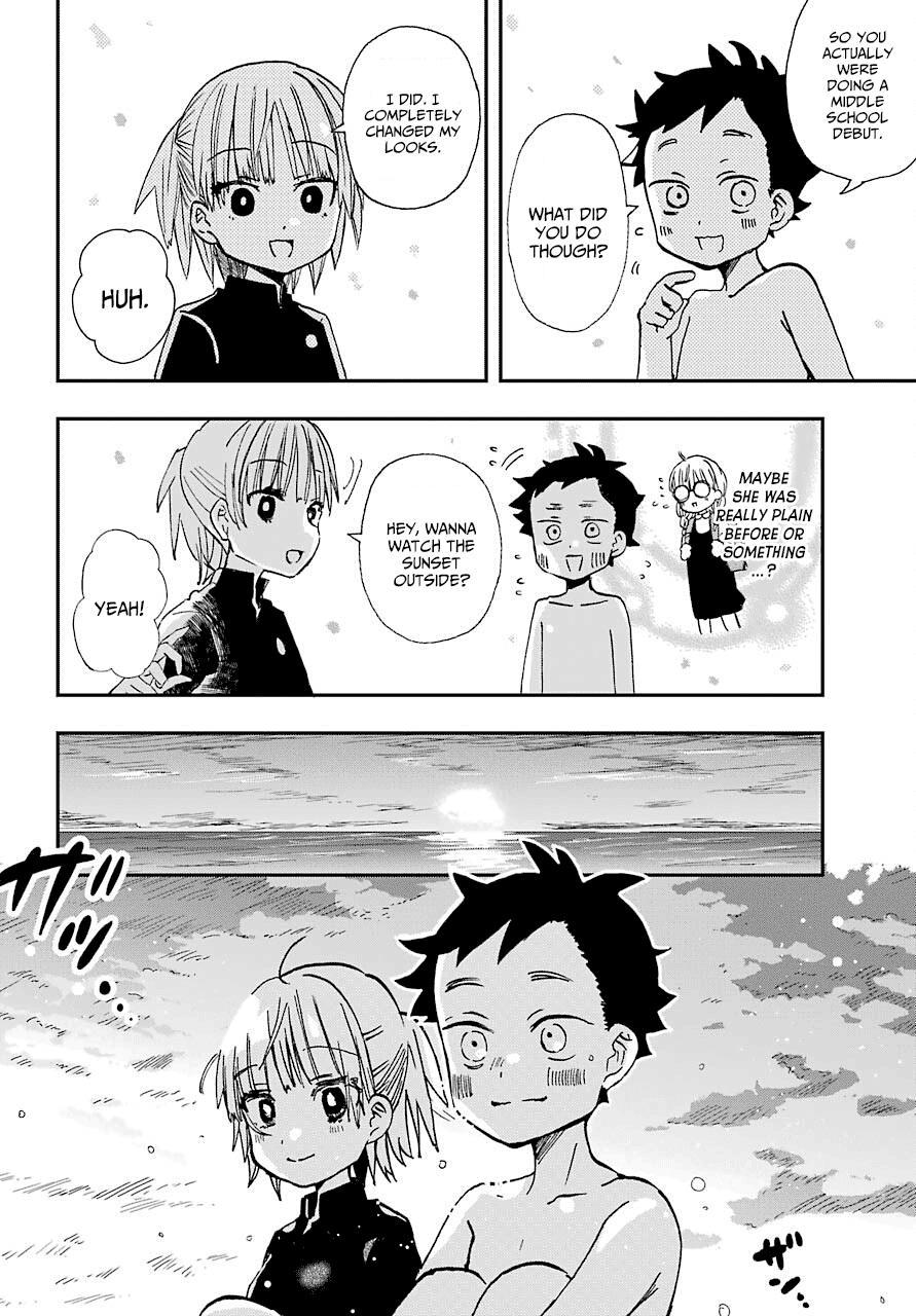 Hajimete No Suwa-San Chapter 11: The First Ocean 2 page 18 - Mangakakalots.com