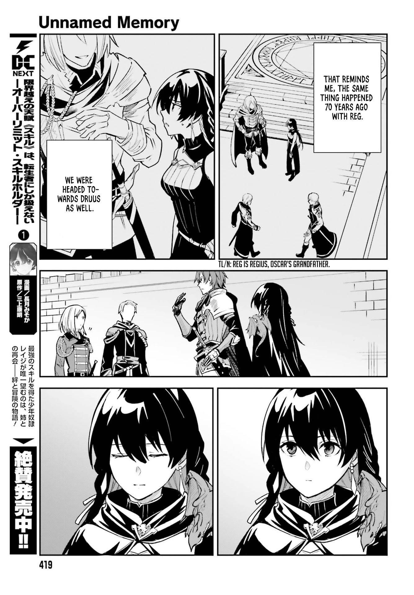Unnamed Memory Chapter 9 page 27 - Mangakakalots.com