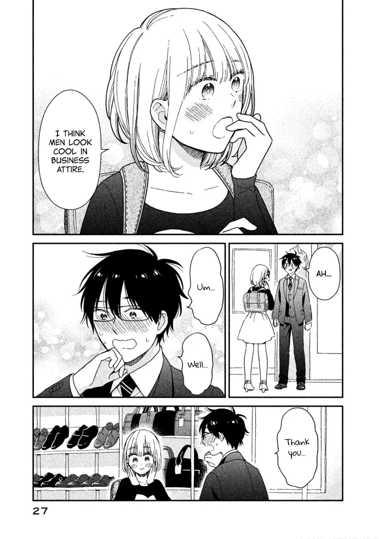 Rental Girlfriend Tsukita-San Chapter 10 page 13 - Mangakakalots.com