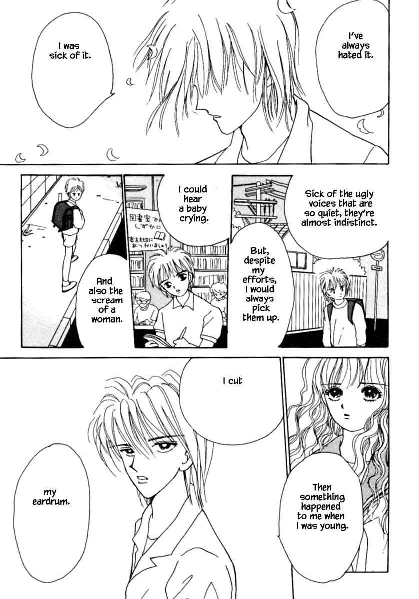 Shi To Kanojo To Boku Chapter 6.1 page 19 - Mangakakalots.com