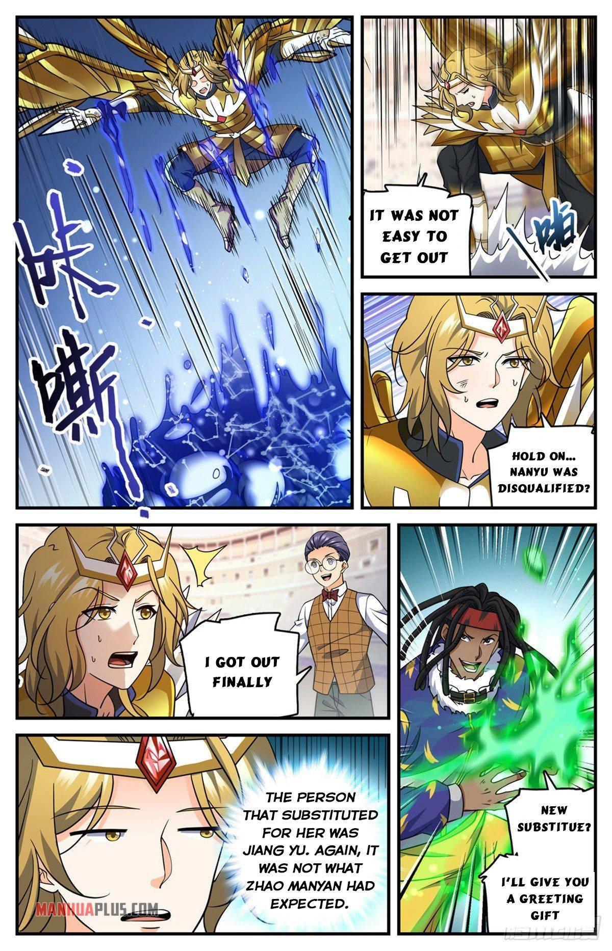 Versatile Mage Chapter 723 page 2 - Mangakakalots.com