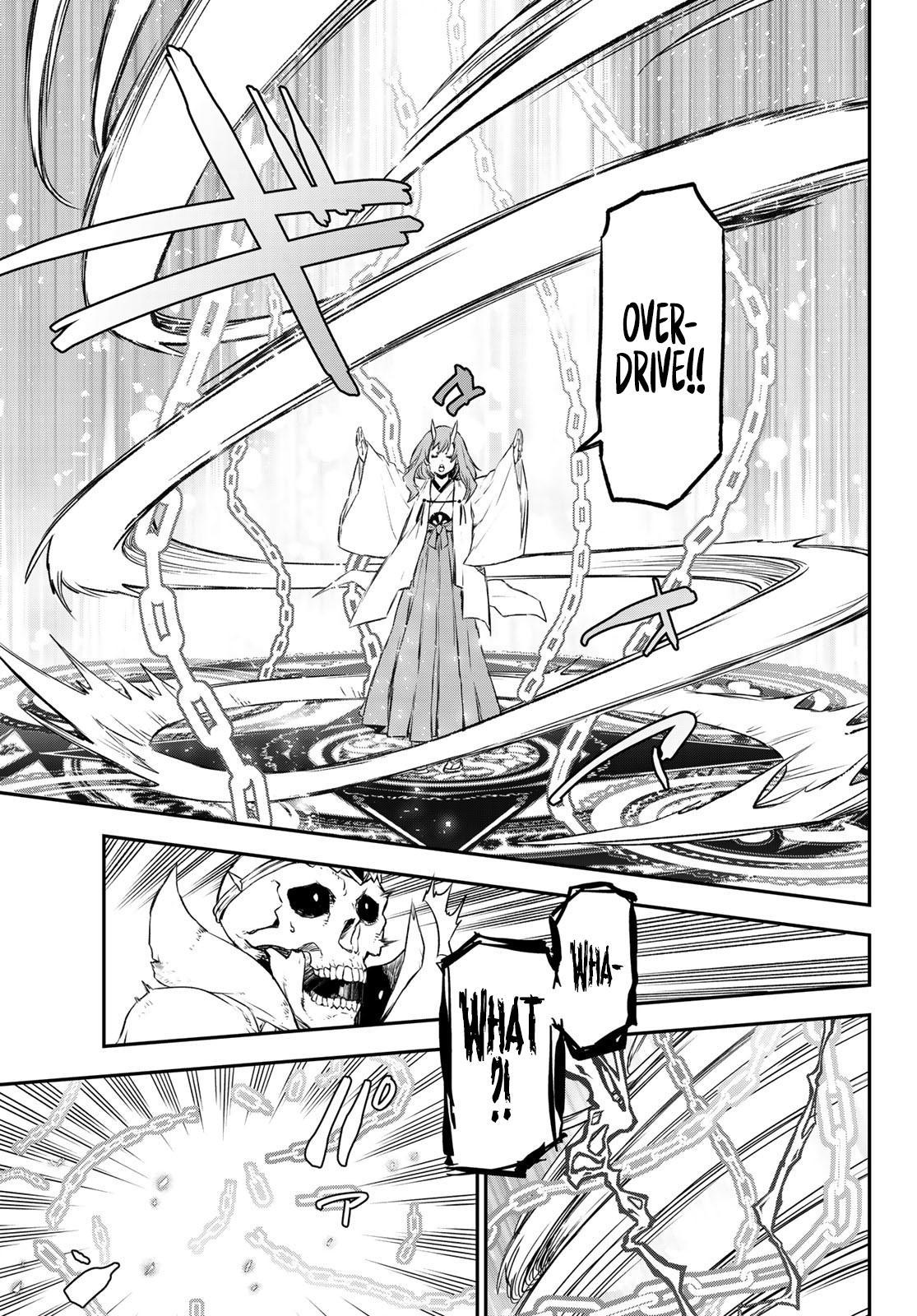 Tensei Shitara Slime Datta Ken Chapter 81: The Wight King page 59 - Mangakakalots.com