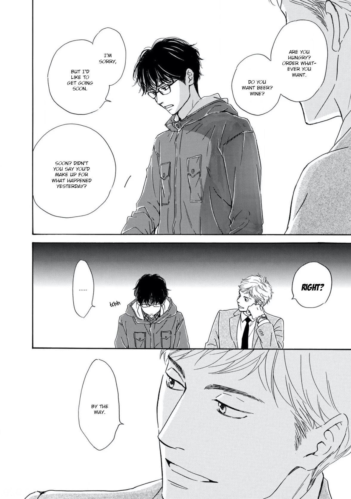 Anti-Romance Chapter 5 page 22 - Mangakakalots.com