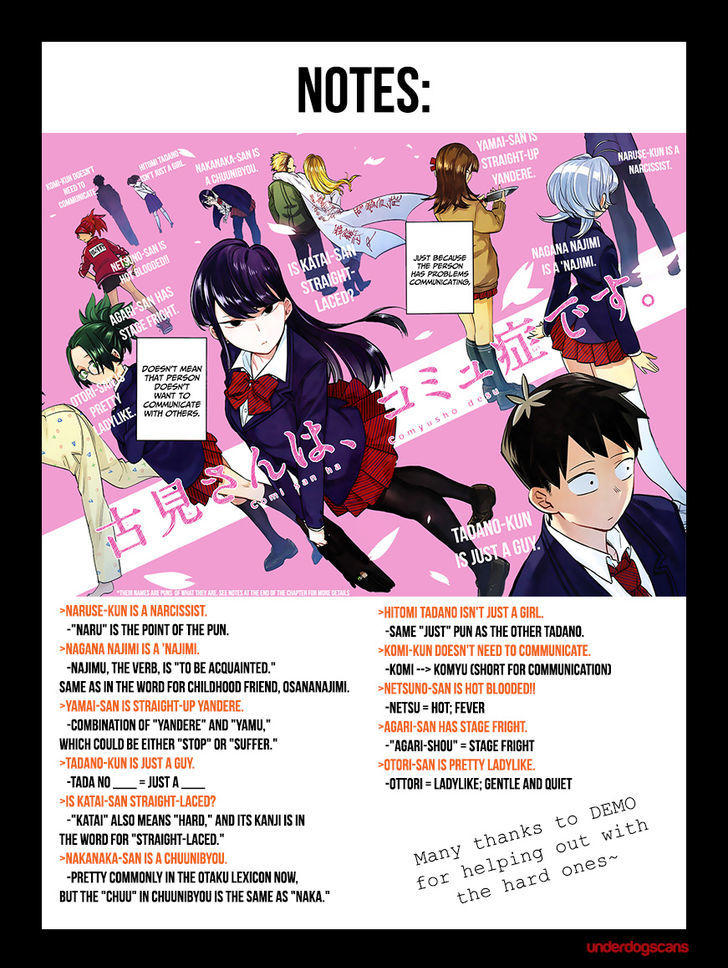 Komi-San Wa Komyushou Desu Vol.1 Chapter 4: Bad At This page 9 - Mangakakalot