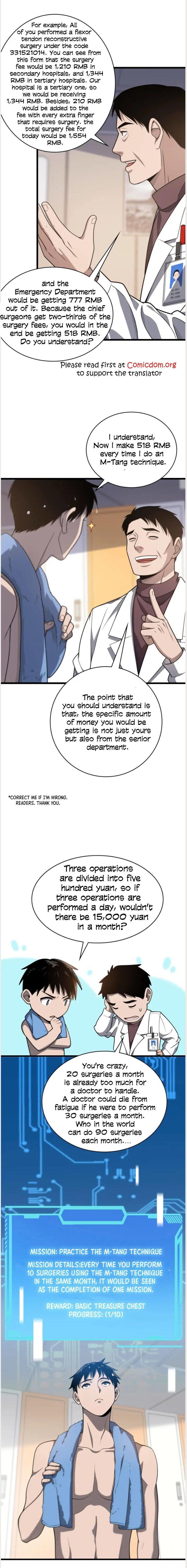 Great Doctor Ling Ran Chapter 31 page 5 - Mangakakalots.com