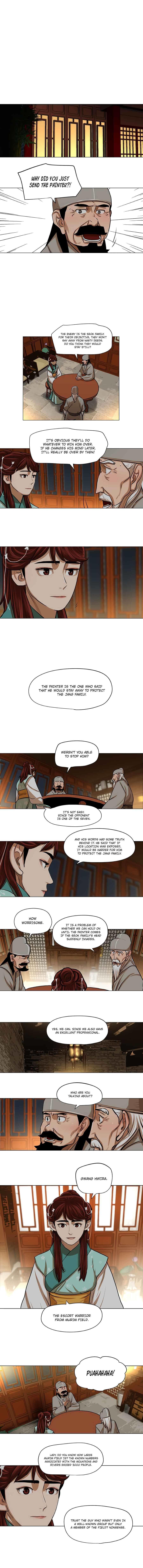 Escort Warrior Chapter 24 page 3 - Mangakakalots.com