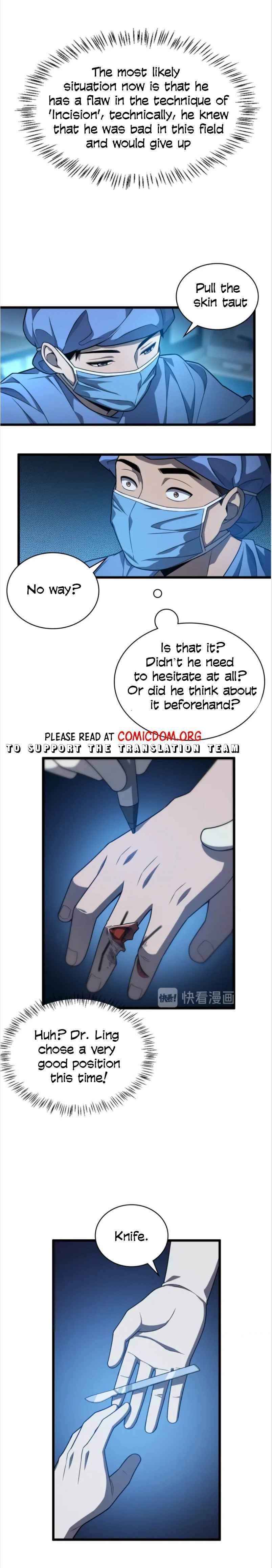 Great Doctor Ling Ran Chapter 30 page 5 - Mangakakalots.com
