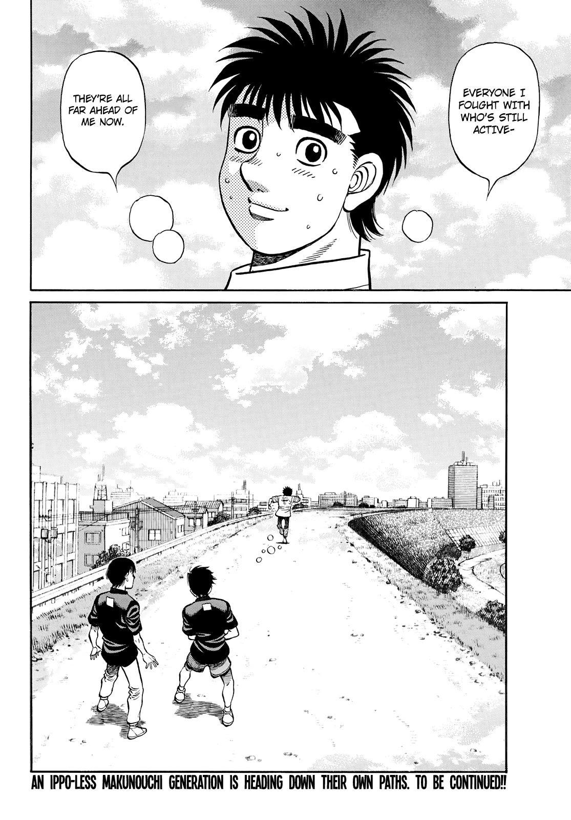 Hajime No Ippo Chapter 1351: The Makunouchi Generation page 19 - Mangakakalots.com