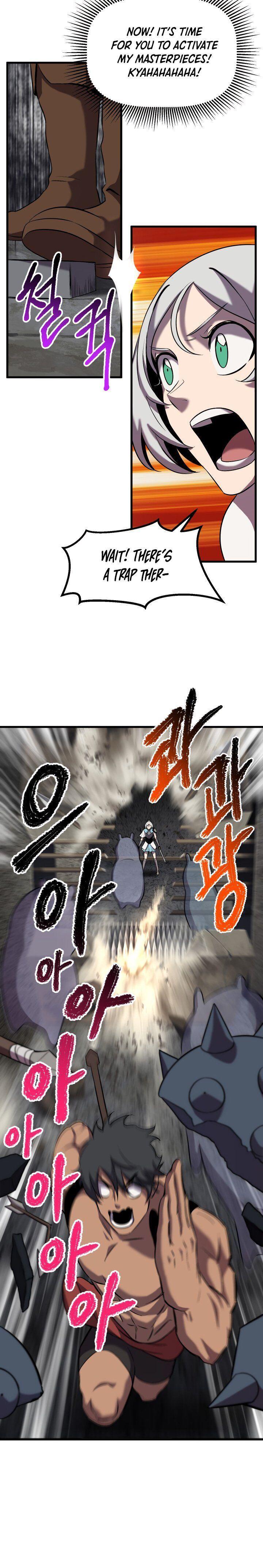 Survival Story Of A Sword King In A Fantasy World Chapter 46 page 22 - Mangakakalots.com