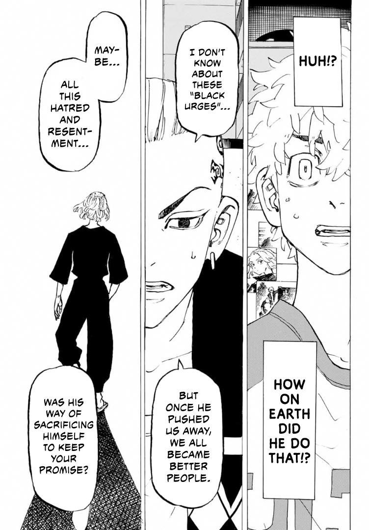 Tokyo Manji Revengers Chapter 217: Have Never Seen Anything Like It page 17 - Mangakakalots.com
