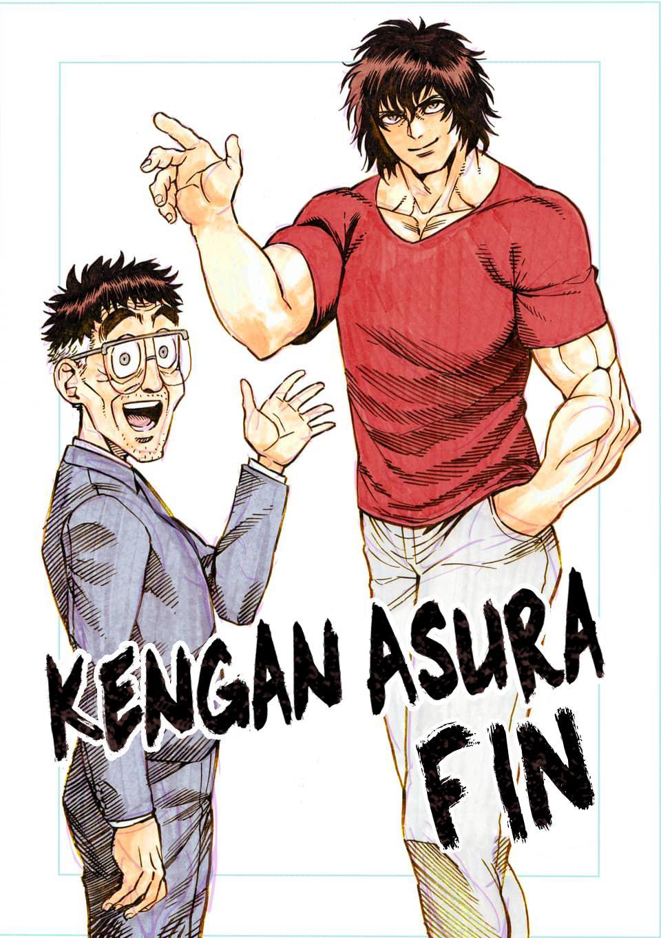 Kengan Ashua Chapter 236.5: 4-Panel Extras (6) page 24 - Mangakakalot