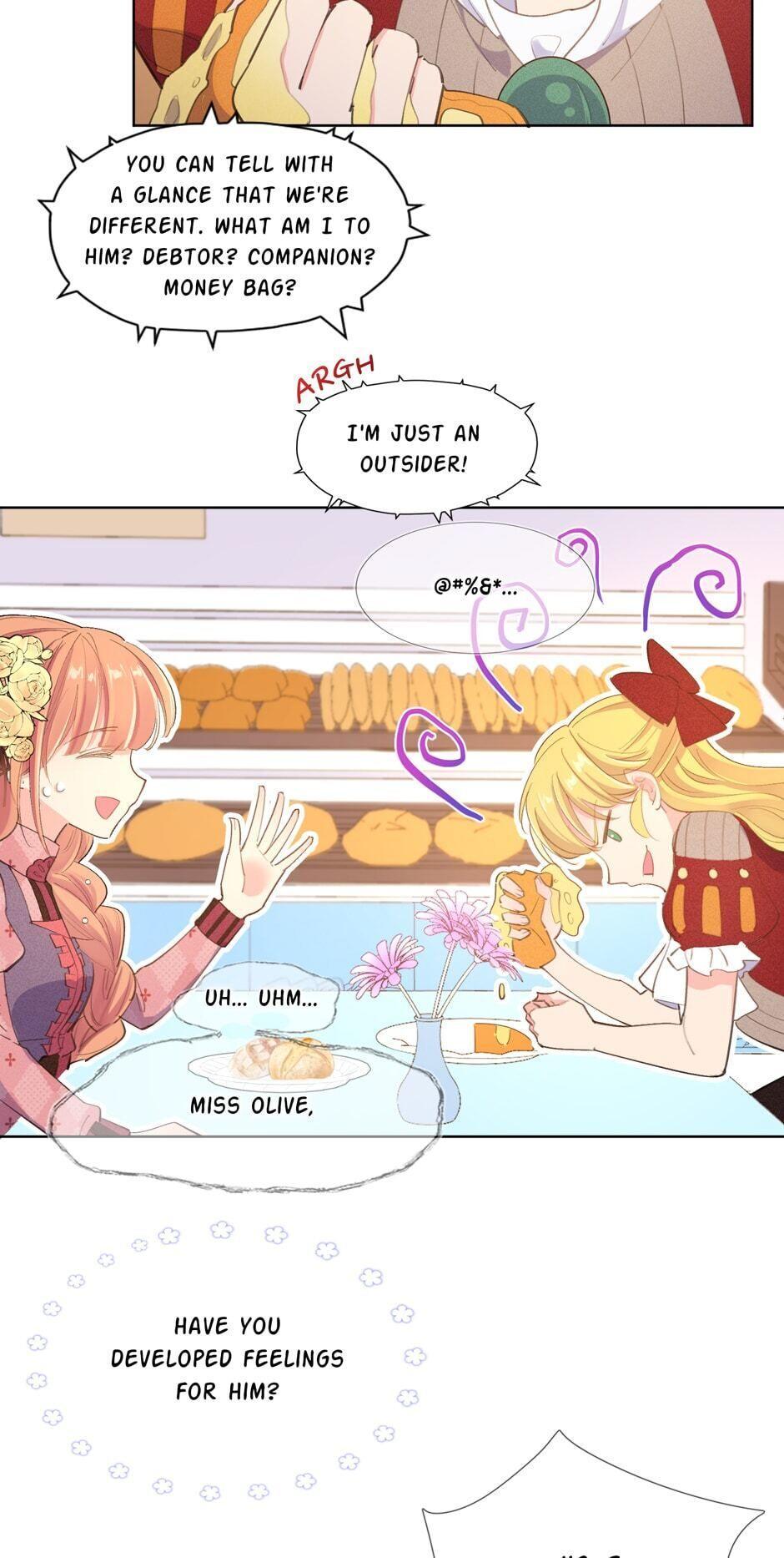 The Brilliant Miss Olive Chapter 14 page 32 - Mangakakalots.com