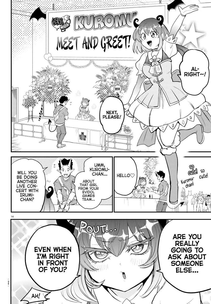 Mairimashita! Iruma-Kun Chapter 212: From The Masters page 14 - Mangakakalots.com