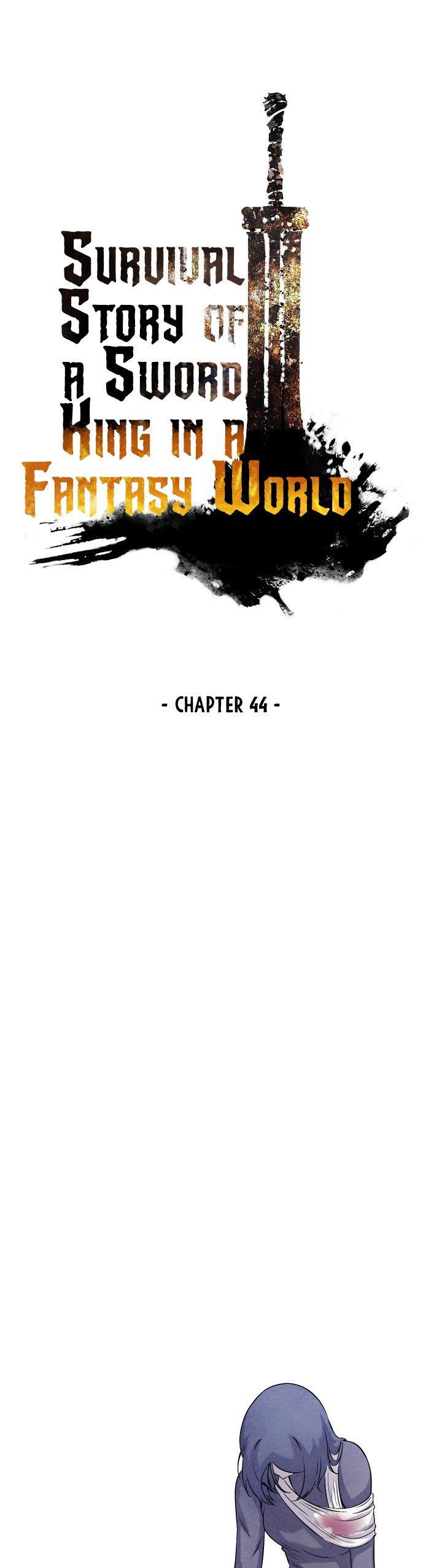 Survival Story Of A Sword King In A Fantasy World Chapter 44 page 63 - Mangakakalots.com