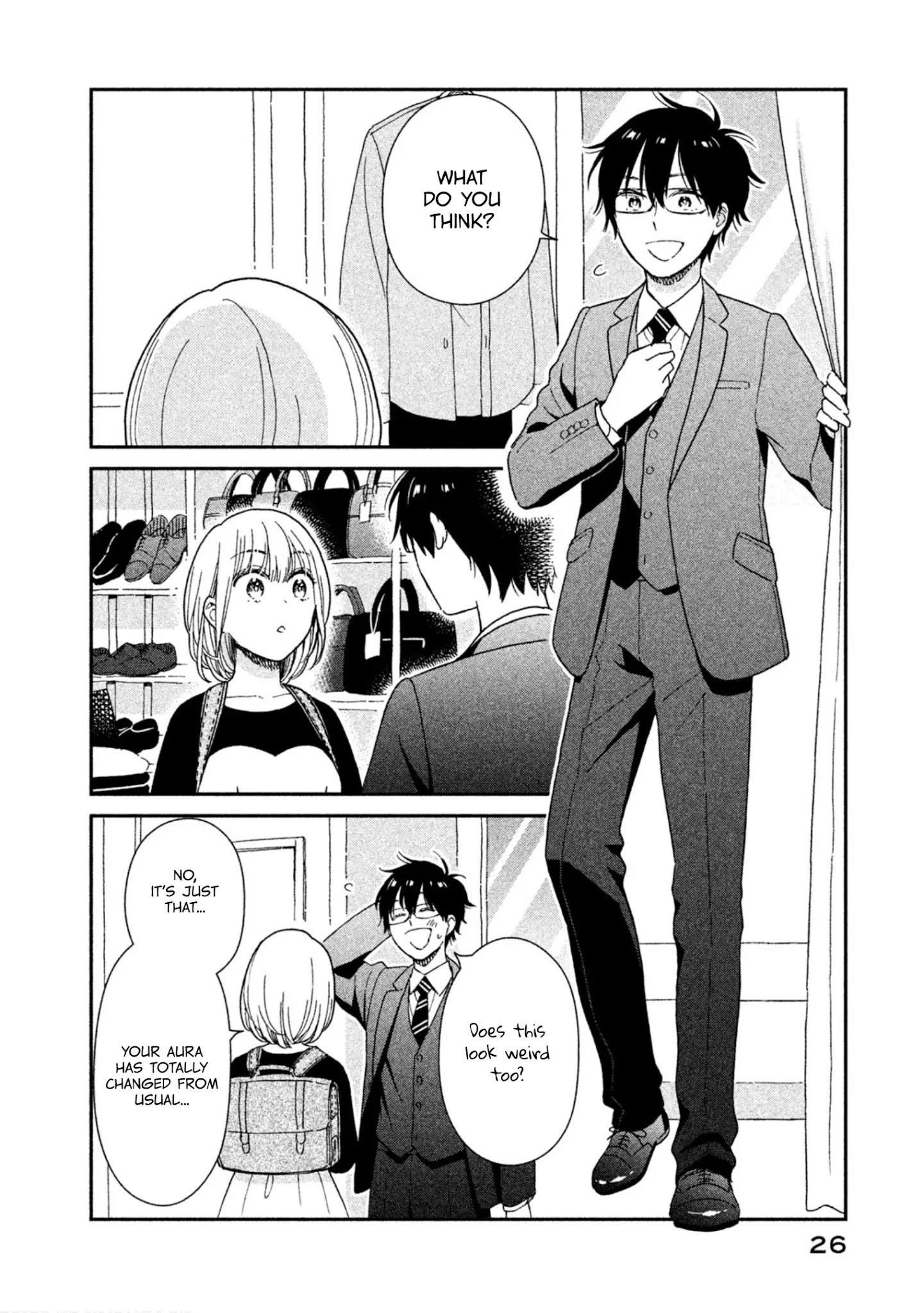 Rental Girlfriend Tsukita-San Chapter 10 page 12 - Mangakakalots.com