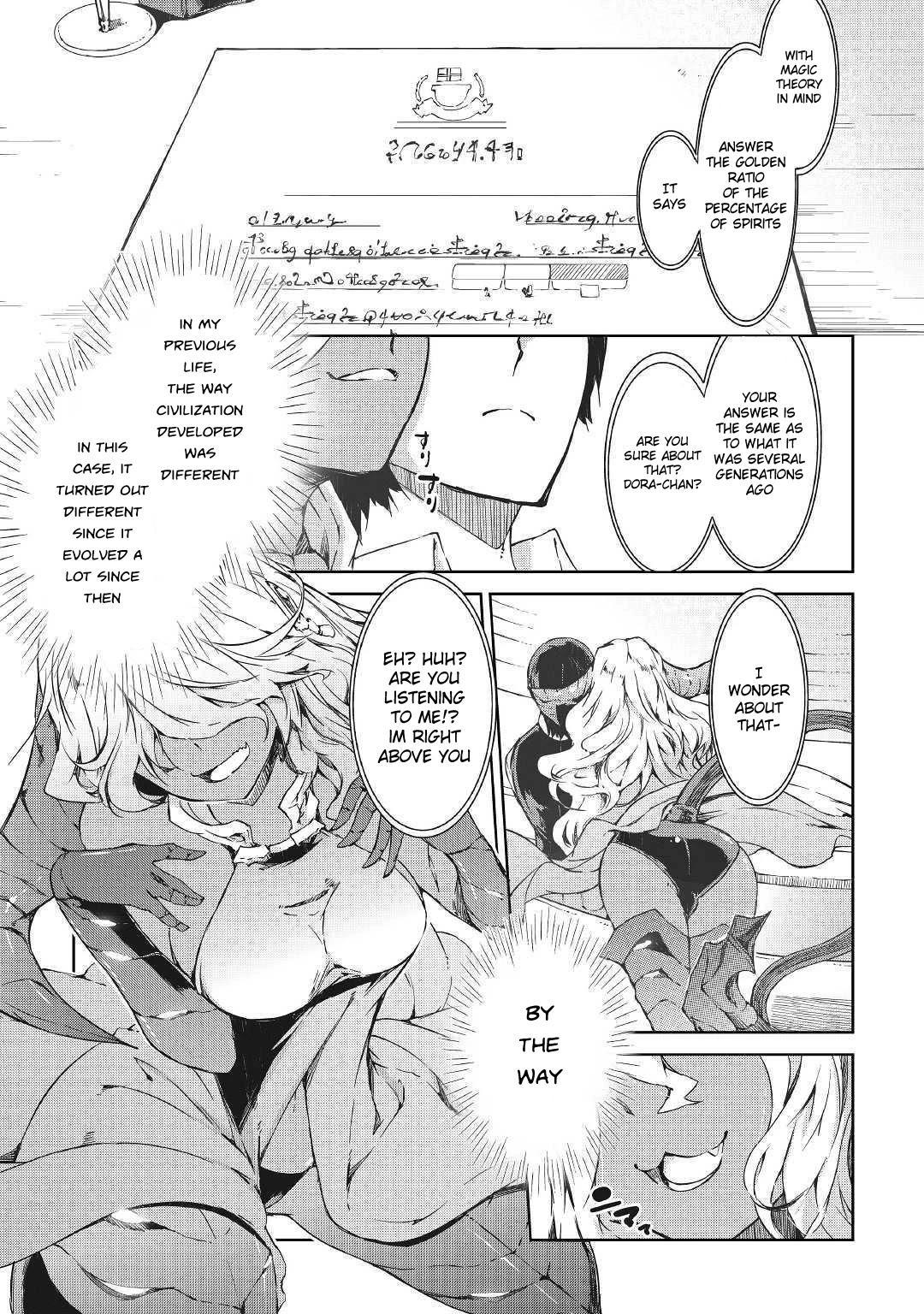 Sayounara Ryuusei, Konnichiwa Jinsei Chapter 35: Premonition Of Separation page 3 - Mangakakalots.com