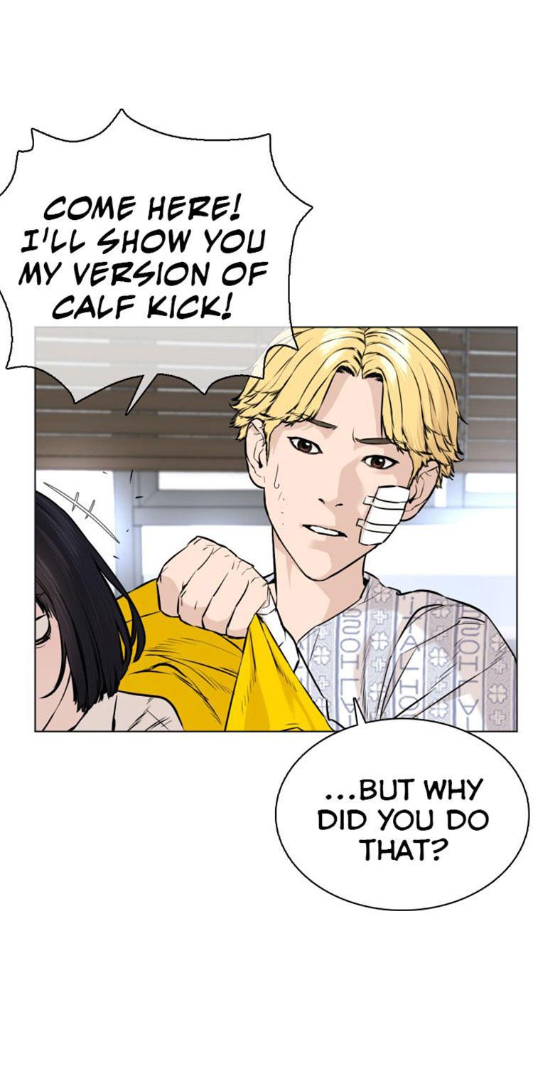 How To Fight Chapter 15: Taekwondo's Not A Big Deal page 81 - Mangakakalots.com