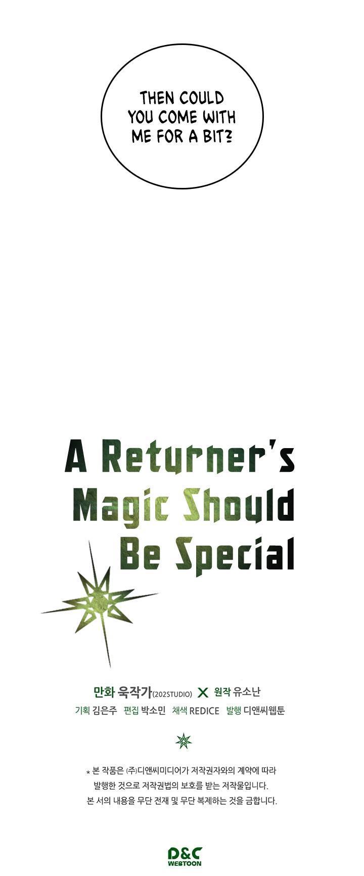 A Returner's Magic Should Be Special Chapter 16 page 24 - Mangakakalots.com