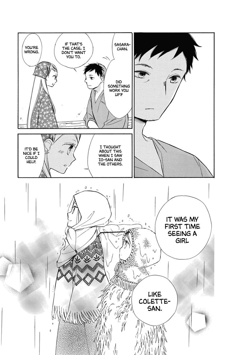 Colette Wa Shinu Koto Ni Shita Chapter 70 page 27 - Mangakakalots.com