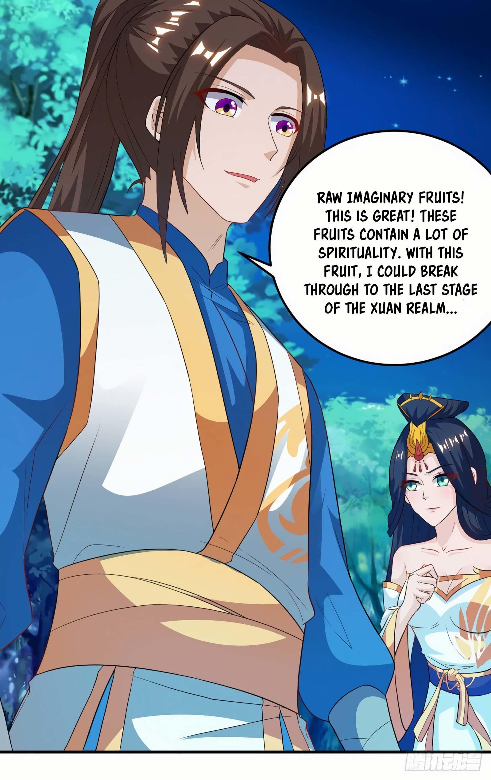 Dominate The Three Realms Chapter 103 page 25 - Mangakakalots.com