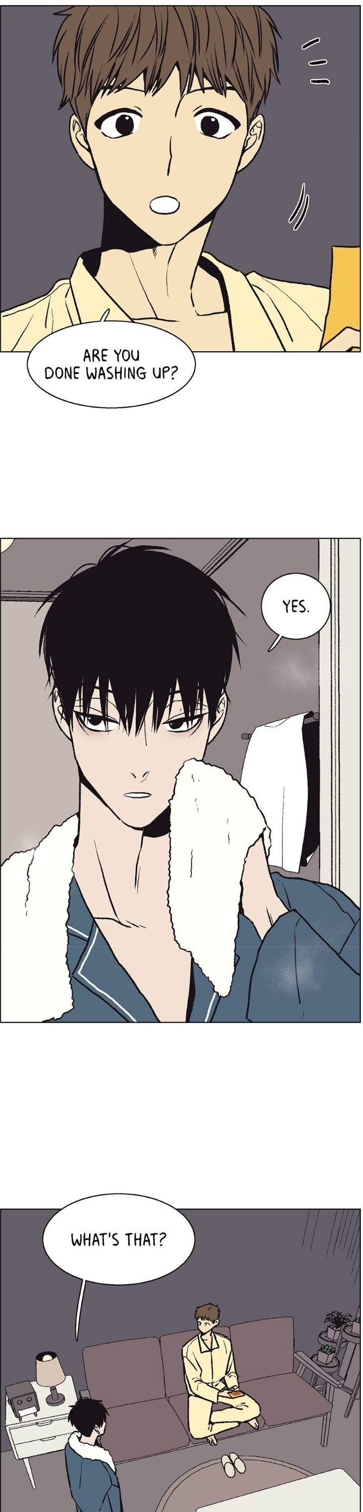 The Spooky Love Tale Of Gongchan Seol Chapter 49 page 3 - Mangakakalots.com