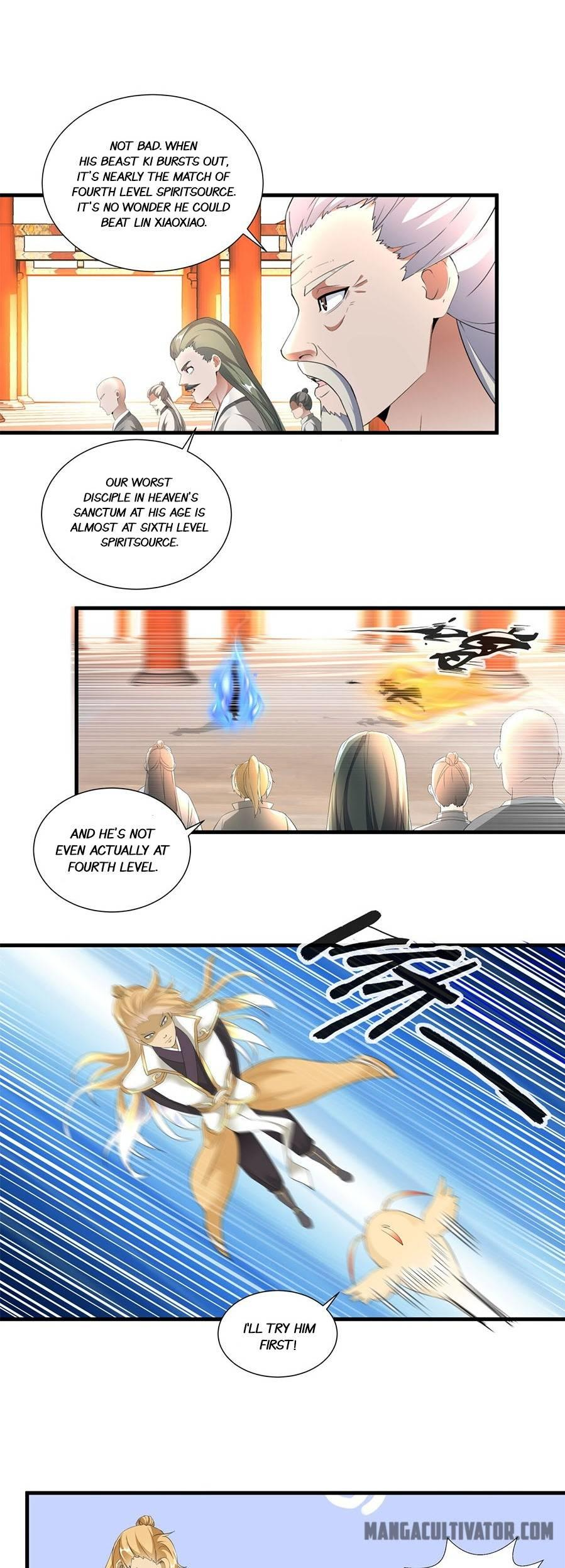 Beastmaster Of The Ages Chapter 29 page 12 - Mangakakalots.com
