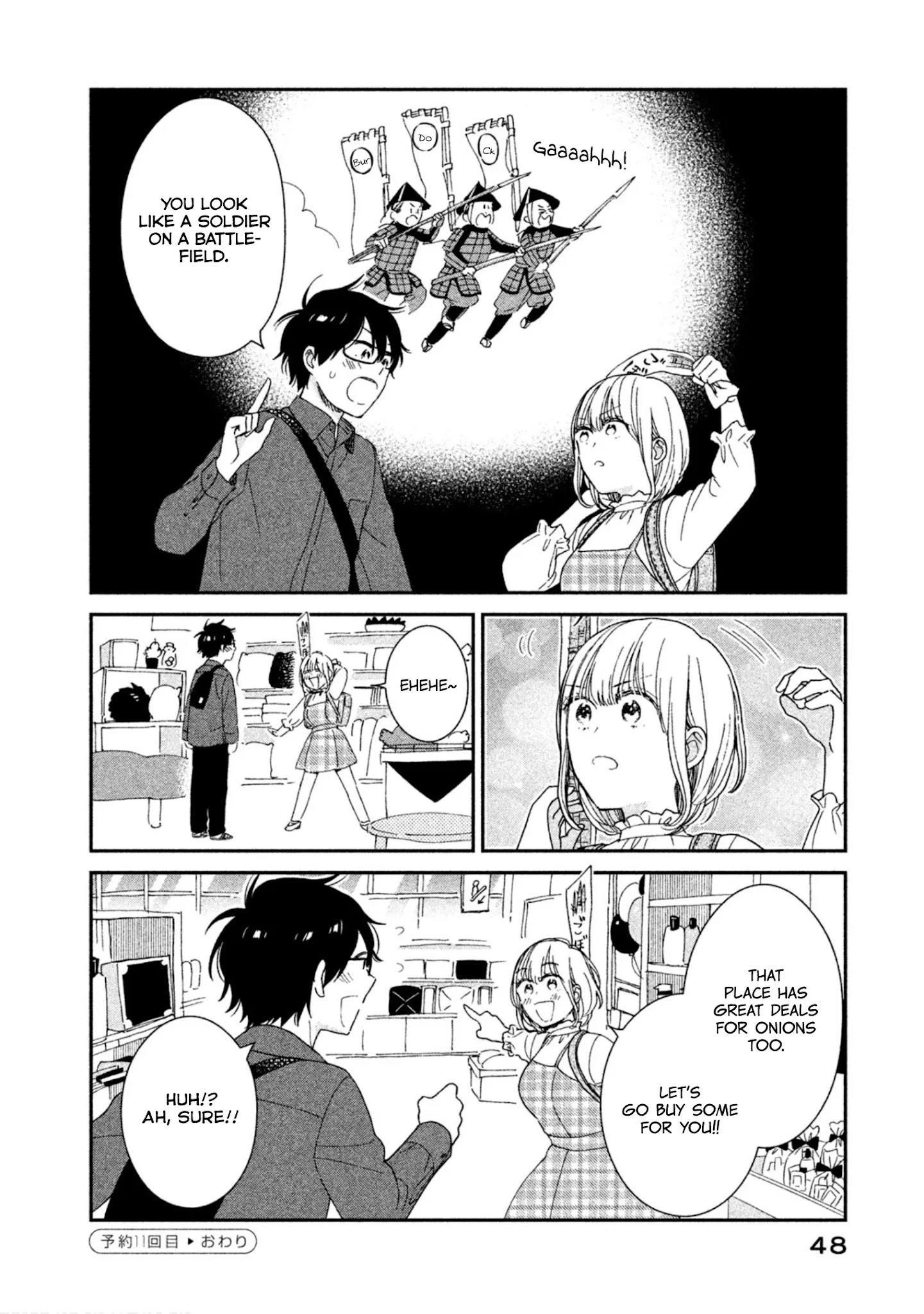 Rental Girlfriend Tsukita-San Chapter 11: 11Th Date page 18 - Mangakakalots.com