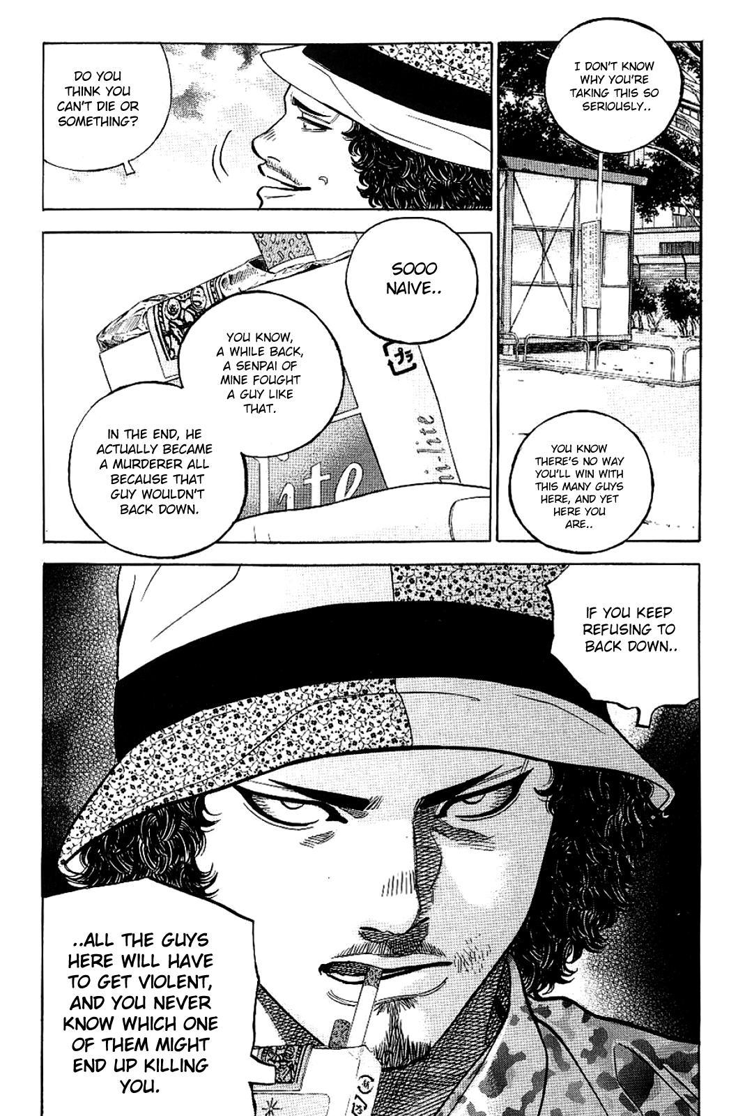 Gang King Vol.10 Chapter 73: Gentle page 13 - Mangakakalots.com