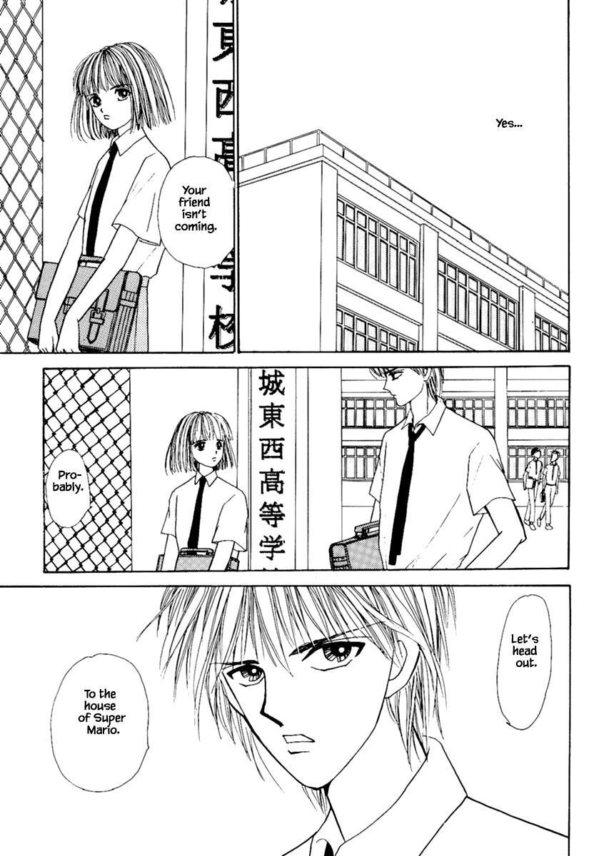Shi To Kanojo To Boku Chapter 9.2 page 10 - Mangakakalots.com