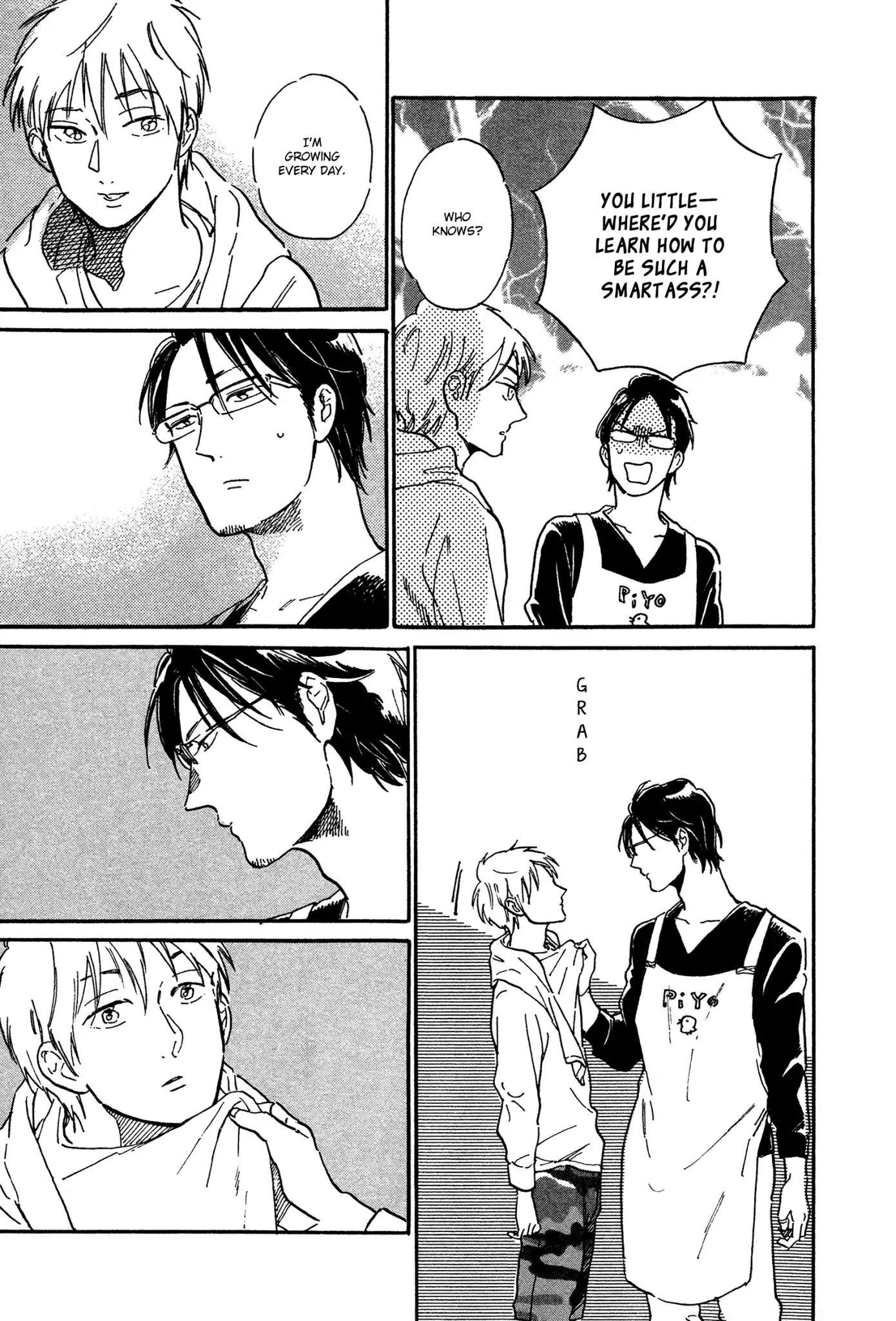 Stay Gold (Hideyoshico) Vol.2 Chapter 17 page 30 - Mangakakalots.com