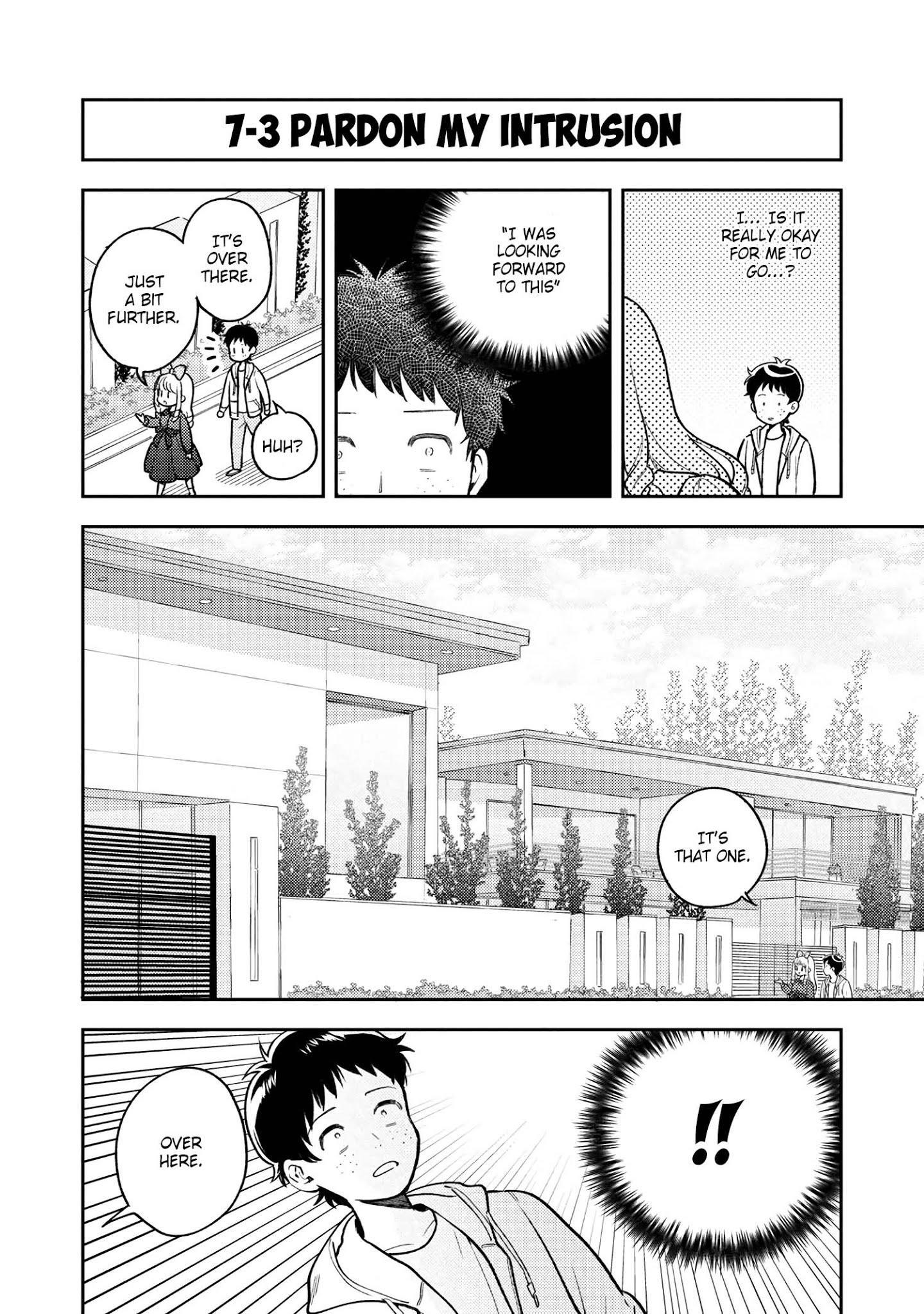 Houjou Urara No Renai Shousetsu O Kaki Nasai! Chapter 7 page 6 - Mangakakalots.com