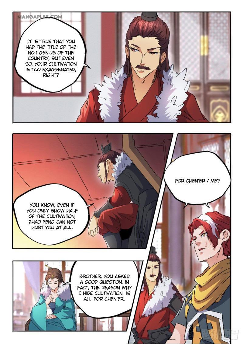 Martial Master Chapter 461 page 5 - Mangakakalots.com
