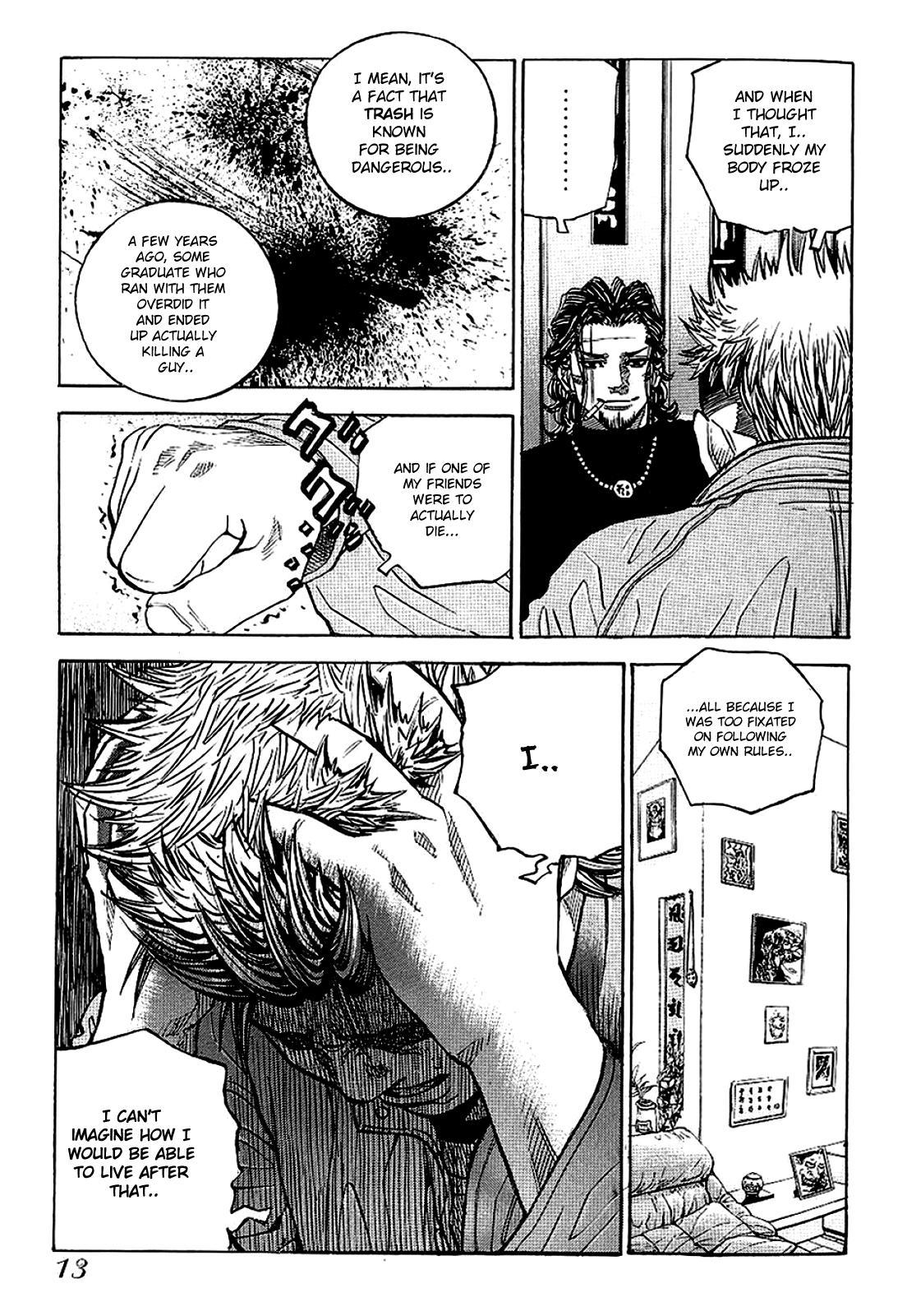 Gang King Vol.10 Chapter 71: Imagination page 12 - Mangakakalots.com