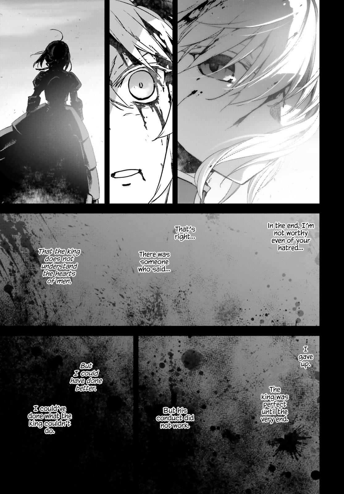 Fate/apocrypha Vol.9 Chapter 42: Episode: 42 It Was A Terrible Dream page 11 - Mangakakalots.com