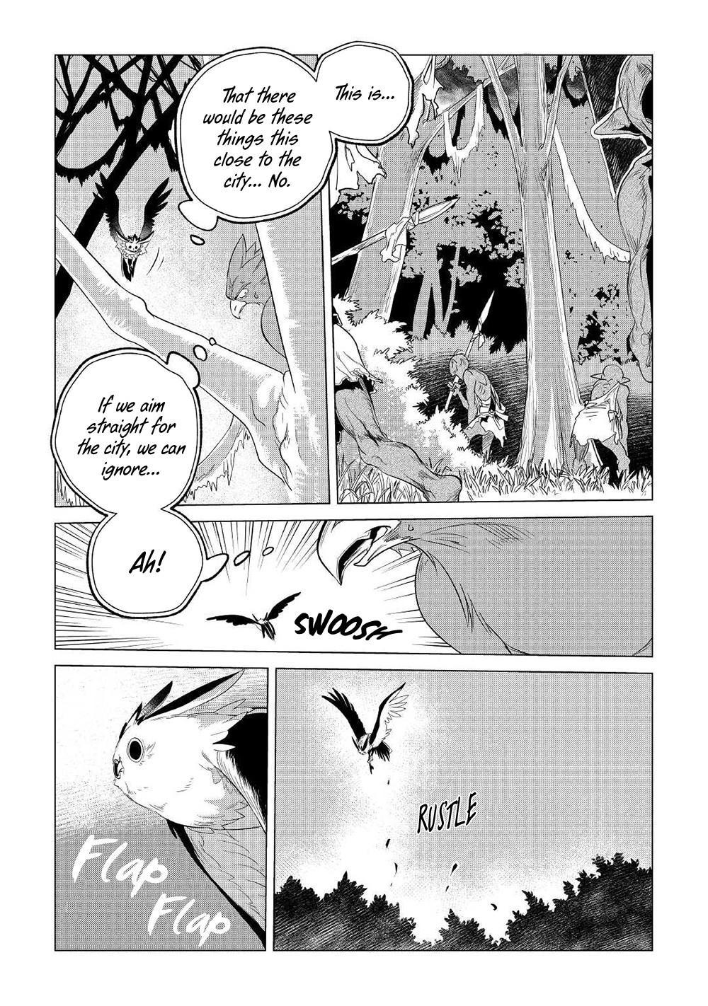 Mofumofu To Isekai Slow Life O Mezashimasu! Chapter 25 page 15 - Mangakakalots.com